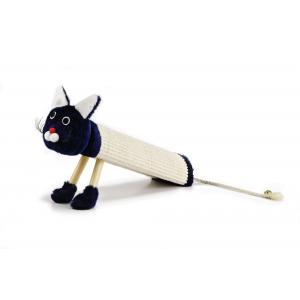 Poezenfiguur katten krabplank met catnip