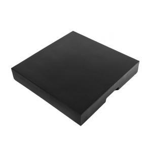 Cocoon vuurtafel deksel composiet zwart