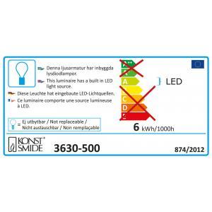 Micro lichtsnoer multicolor met 80 LEDs