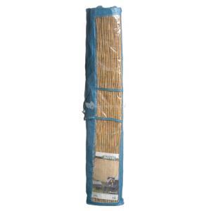 Rietmat bamboe naturel 100 x 500 cm