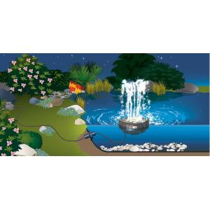 Water Starlet fontein