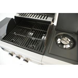 Patton Patio Chef 3+ zwart gasbarbecue