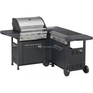 Patron 4-burner cabinet