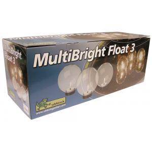 MultiBright Float 3 LED vijververlichting