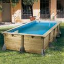 Zwembad Azura 350x505